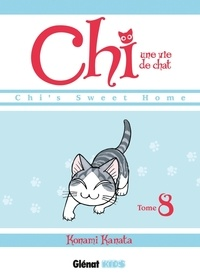 Konami Kanata - Chi, une vie de chat Tome 8 : .