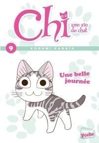 Konami Kanata - Chi, une vie de chat Tome 9 : Une belle journée.
