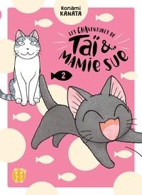 Télécharger des livres google books en ligne gratuitement Les Chaventures de Taï et Mamie Sue T02