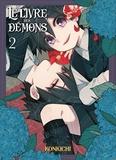 Konkichi - Le livre des démons Tome 2 : .