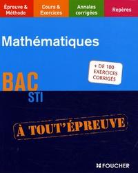 Konrad Renard - Mathématiques Bac STI.