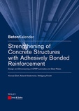 Konrad Zilch et Roland Niedermeier - Strengthening of Concrete Structures with Adhesively Bonded Reinforcement.