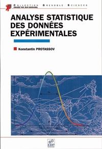Téléchargements de livres gratuits 2012 Analyse statistique des données expérimentales