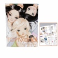 KONTIKI - Album de coloriage Top Model Create your Top Model Community