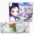 KONTIKI - Album de stickers Top Model Fantasy World