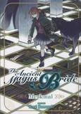 Kore Yamazaki - The Ancient Magus Bride Merkmal - Guide Book Officiel.