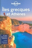 Korina Miller et Alexis Averbuck - Iles grecques et Athènes. 1 Plan détachable