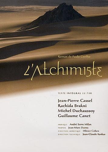 L'Alchimiste  avec 4 CD audio