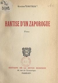 Kosimo Dmitrik - Hantise d'un Zaporogue.