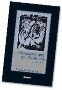 Koslowski und der Skorpion - Regional-Krimi aus Lippe.