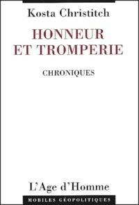 Honneur et tromperie. Chroniques.pdf