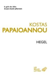 Kostas Papaïoannou - Hegel.