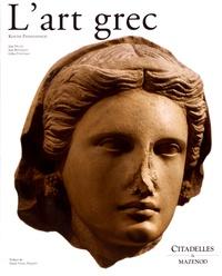 Kostas Papaïoannou et Jean Bousquet - L'art grec.