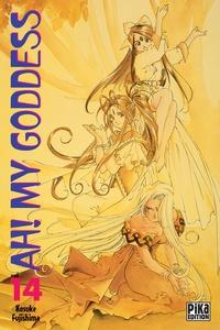 Kosuke Fujishima - Ah! My Goddess T14.