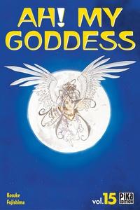 Kosuke Fujishima - Ah! My Goddess T15.