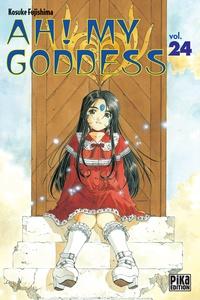 Kosuke Fujishima - Ah! My Goddess T24.