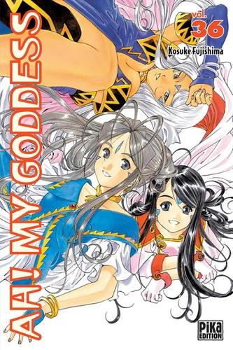 Ah! My Goddess T36 - 9782811617967 - 4,49 €