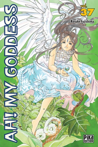 Ah! My Goddess T37 - 9782811617974 - 4,49 €