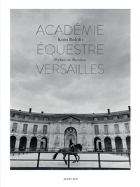 Koto Bolofo et  Bartabas - Académie équestre de Versailles.
