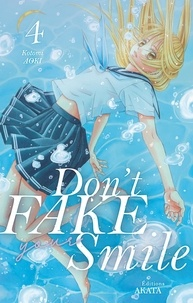 Kotomi Aoki - Don't fake your smile Tome 4 : .