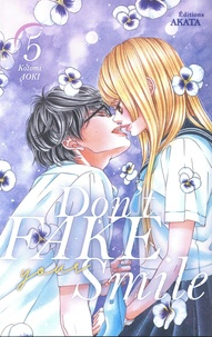 Kotomi Aoki - Don't fake your smile Tome 5 : .