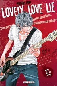 Kotomi Aoki - Lovely love lie Tome 17 : .