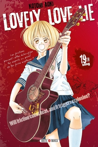 Kotomi Aoki - Lovely love lie Tome 19 : .