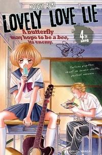 Kotomi Aoki - Lovely love lie Tome 4 : .