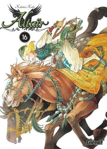Kotono Kato - Altaïr - Tome 16.