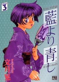 Kou Fumizuki - Bleu Indigo. Tome 3 : .