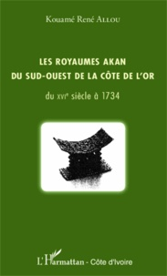 Galabria.be Les royaumes Akan du sud-ouest de la Côte de l'Or - Du XVIe siècle à 1734 Image