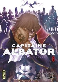 Kouiti Shimaboshi et Leiji Matsumoto - Capitaine Albator Dimension Voyage, tome 6.