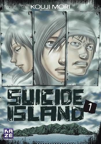 Kouji Mori - Suicide Island Tome 1 : .
