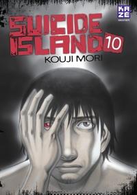 Kouji Mori - Suicide Island Tome 10 : .