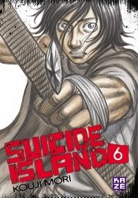Kouji Mori - Suicide Island Tome 6 : .