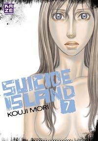 Kouji Mori - Suicide Island Tome 7 : .
