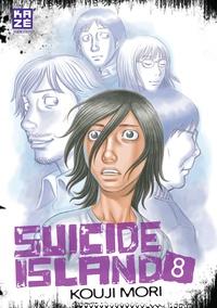 Kouji Mori - Suicide Island Tome 8 : .