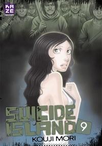 Kouji Mori - Suicide Island Tome 9 : .