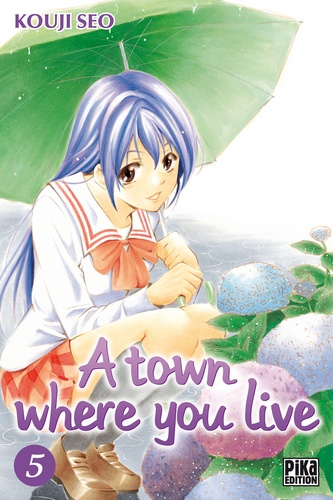 A town where you live T05 - 9782811624606 - 4,49 €