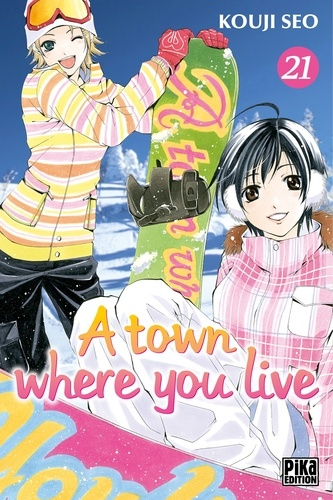 Kouji Seo - A town where you live T21.