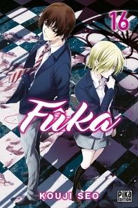 Téléchargement des livres audio les plus vendus Fûka T16 (Litterature Francaise) par Kouji Seo