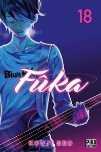 Livres anglais téléchargement gratuit Fûka T18 9782811653842 (Litterature Francaise) par Kouji Seo