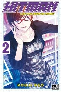 Kouji Seo - Hitman - Les coulisses du manga Tome 2 : .