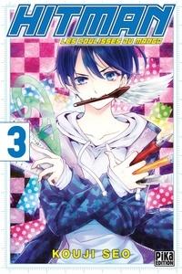 Kouji Seo - Hitman - Les coulisses du manga Tome 3 : .