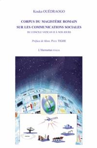 Corpus du magistère romain sur les communications sociales - Du concile Vatican II à nos jours.pdf