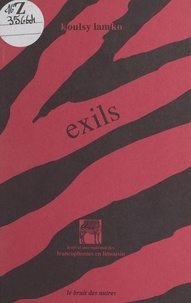 Koulsy Lamko - Exils.