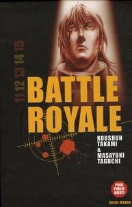 Battle Royale (Coffret)