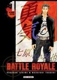 Koushun Takami et Masayuki Taguchi - Battle Royale - Ultimate Edition Tome 1 : .