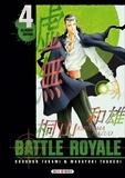 Koushun Takami et Masayuki Taguchi - Battle Royale - Ultimate Edition Tome 4 : .