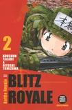 Koushun Takami et Hitoshi Tomizawa - Blitz Royale Tome 2 : .